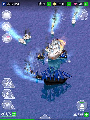 RPG Good pirate für das Smartphone