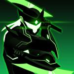 Overdrive: Ninja shadow revenge Symbol