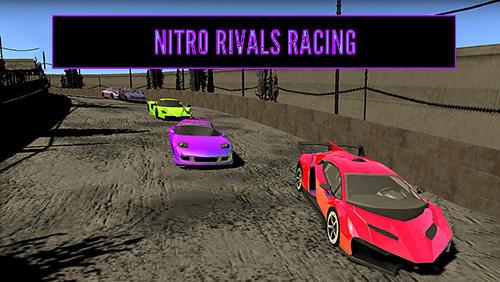 Nitro rivals racing Symbol