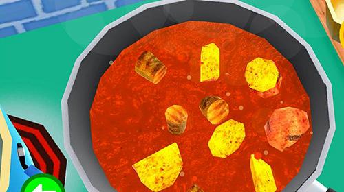 Picabu kitchen: Cooking games скріншот 1