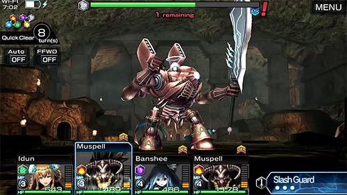 Guardian codex for Android