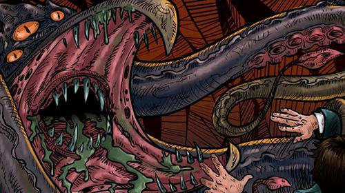 Aventuras Lovecraft quest: A comix game en español