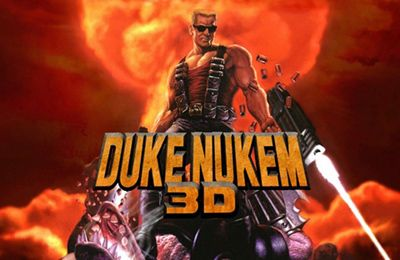 logo Duke Nukem 3D