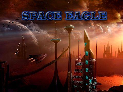 logo Águila espacial
