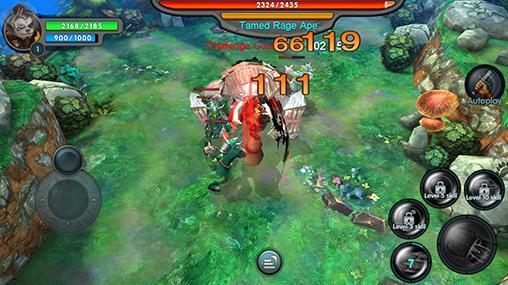 Action RPG Tai chi panda auf Deutsch