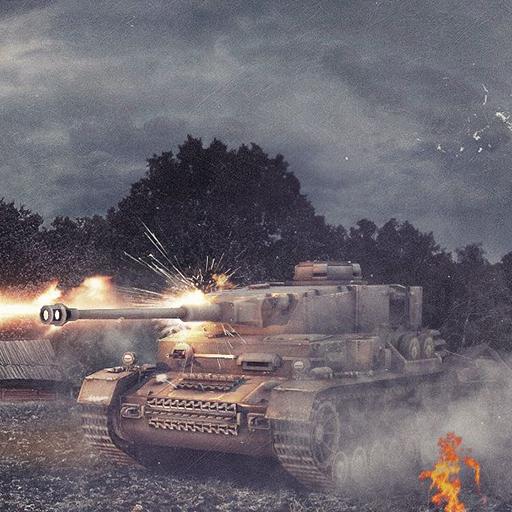 Panzer War icono