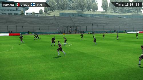 Soccer: Ultimate team英语