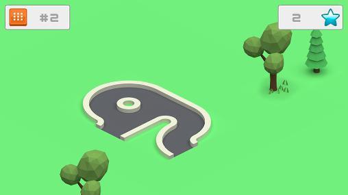 Logik 50 shades of roads für das Smartphone