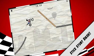 Stick Stunt Biker Screenshot