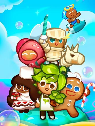 Cookie run: Jelly pop Screenshot