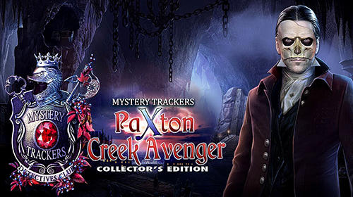 Mystery trackers: Paxton Creek Avenger. Collector's edition screenshot 1