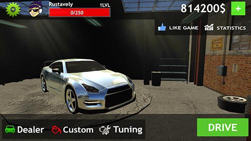 Nitro rivals racing Screenshot