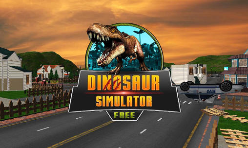 Dinosaur simulator icône