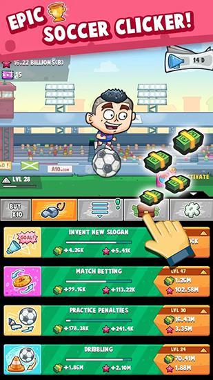Fußball Simulator für Android