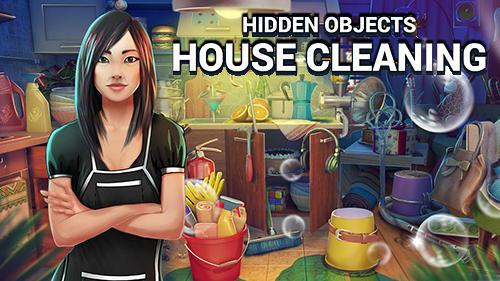 Hidden objects: House cleaning Screenshot