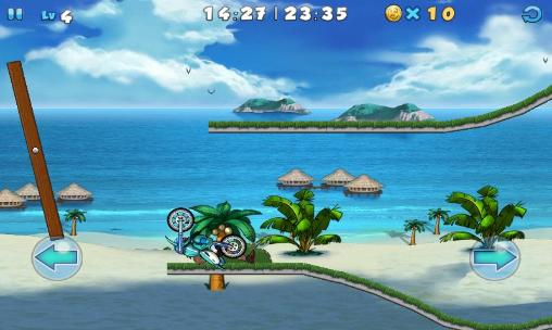 Moto race XP: Motocross Screenshot