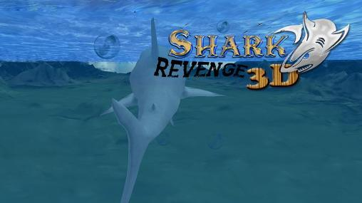 Hungry white shark revenge 3D Screenshot