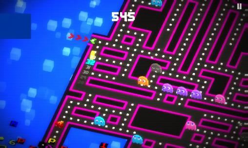 Pac-Man 256: Endless maze auf Deutsch