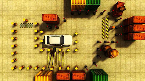 Car driver 4: Hard parking capture d'écran