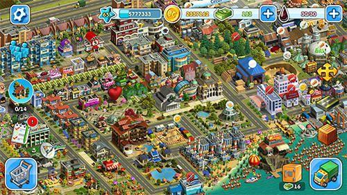Captura de pantalla Eco ciudad en iPhone