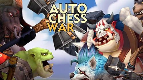 アンドロイド用ゲーム オート・チェス・ウォー のスクリーンショット
