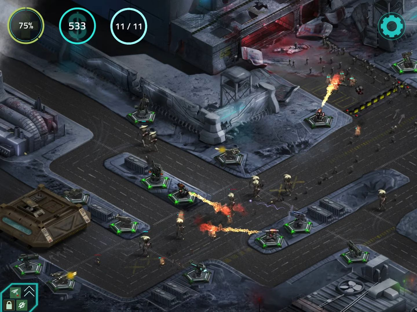 2112TD: Tower Defense Survival для Android