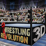 Wrestling revolution 3D icono