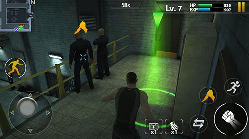 Prison escape screenshot 1