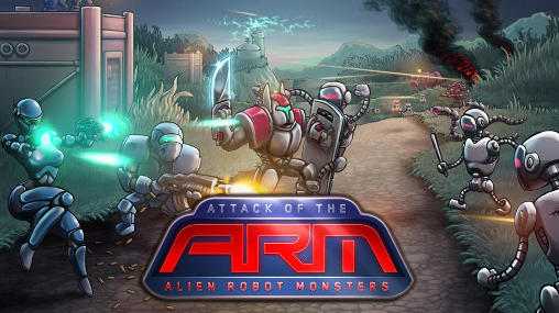 Attack of the A.R.M.: Alien robot monsters capture d'écran 1