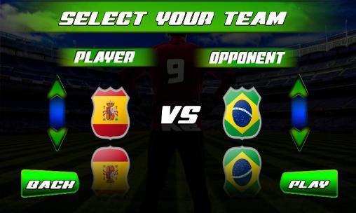 运动 Real football tournament game智能手机
