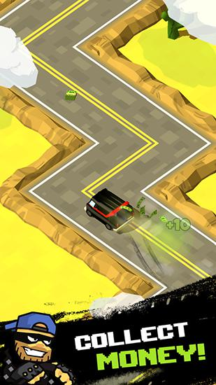 Cranky road for Android