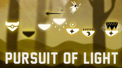 Pursuit of light icon