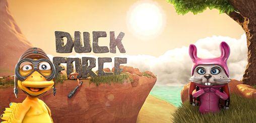 logo Duck Force