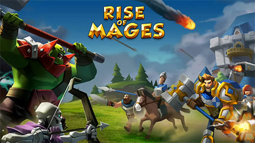 Rise of mages Screenshot