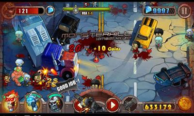 Zombie Evil para Android