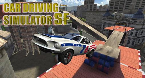 Extreme car driving simulator: San Francisco capture d'écran
