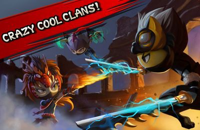 Screenshot Ninja Royale: Ninja Action RPG on iPhone