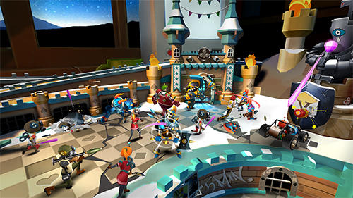 Toy clash para Android