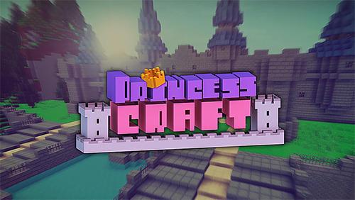 Princess world: Craft and build Screenshot