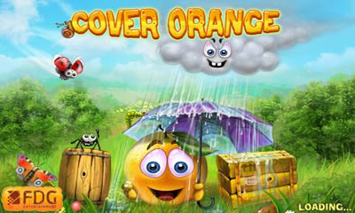 Cover Orange screenshot 1