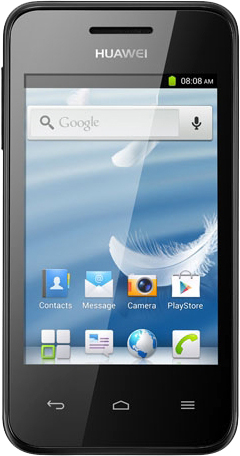 Huawei Ascend Y220 apps