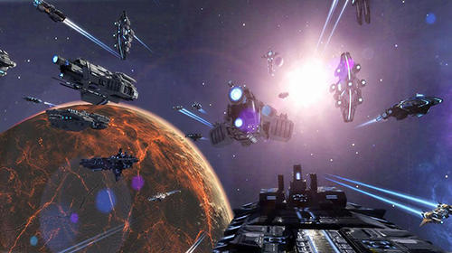 Aeon wars: Galactic conquest for Android
