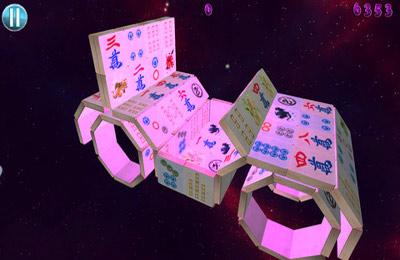 Маджонг Делюкс 2: Звёздное пространство для iPhone бесплатно