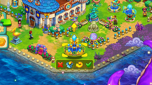 Decurse: A new magic farming game скриншот 4
