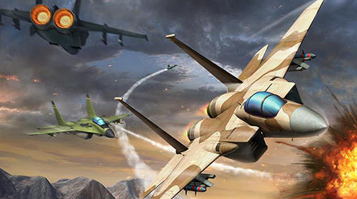 Ace force: Joint combat für Android