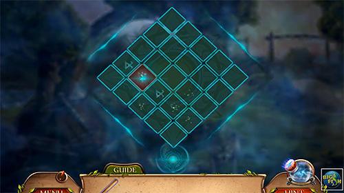 Abenteuer-Spiele Hidden objects. Myths of the world: Bound by the stone. Collector's edition für das Smartphone