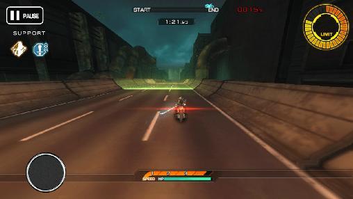 Final fantasy 7: G-bike für Android