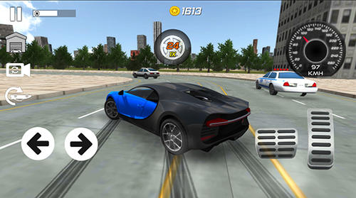 Real car drifting simulator для Android