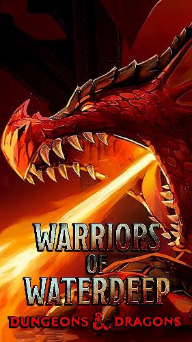 logo Krieger von Waterdeep: Dungeons und Drachen
