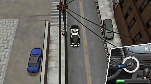 Action Grand theft auto: Chinatown wars for smartphone